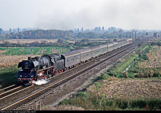 RailPictures.Net Photo: 03 0010 Deutsche Reichsbahn Steam 4-6-2 at Berlin, Germany by J Neu, Berlin