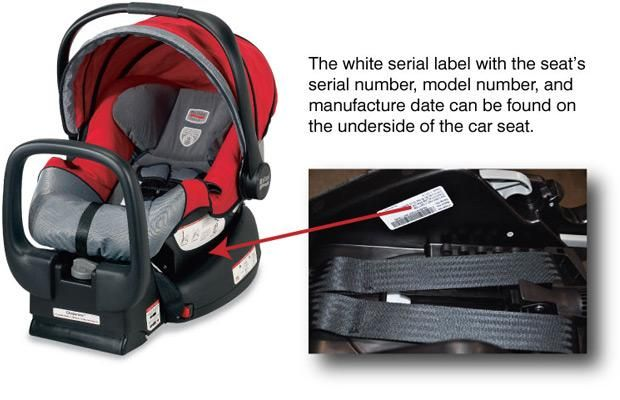 Britax Chaperone Infant Car Seats Recalled Due to Laceration and ...