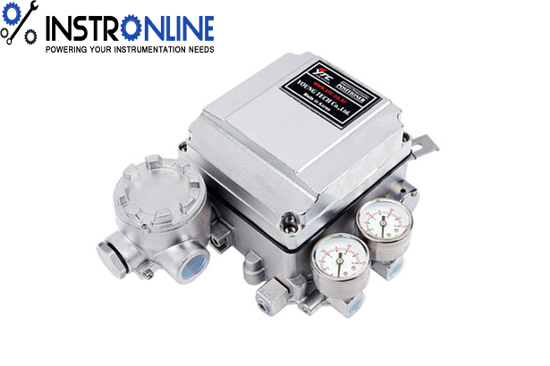 Electromechanical_positioners are customary pneumatic