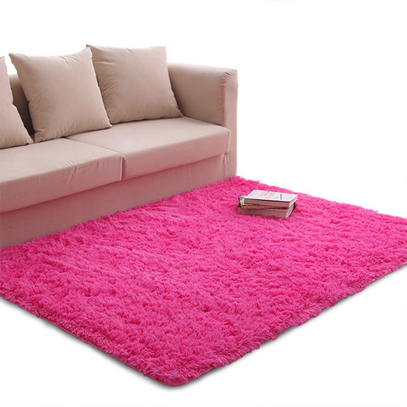 Hot Sale Floor Mat Modern Shaggy Area Rugs and Carpet for Home ...