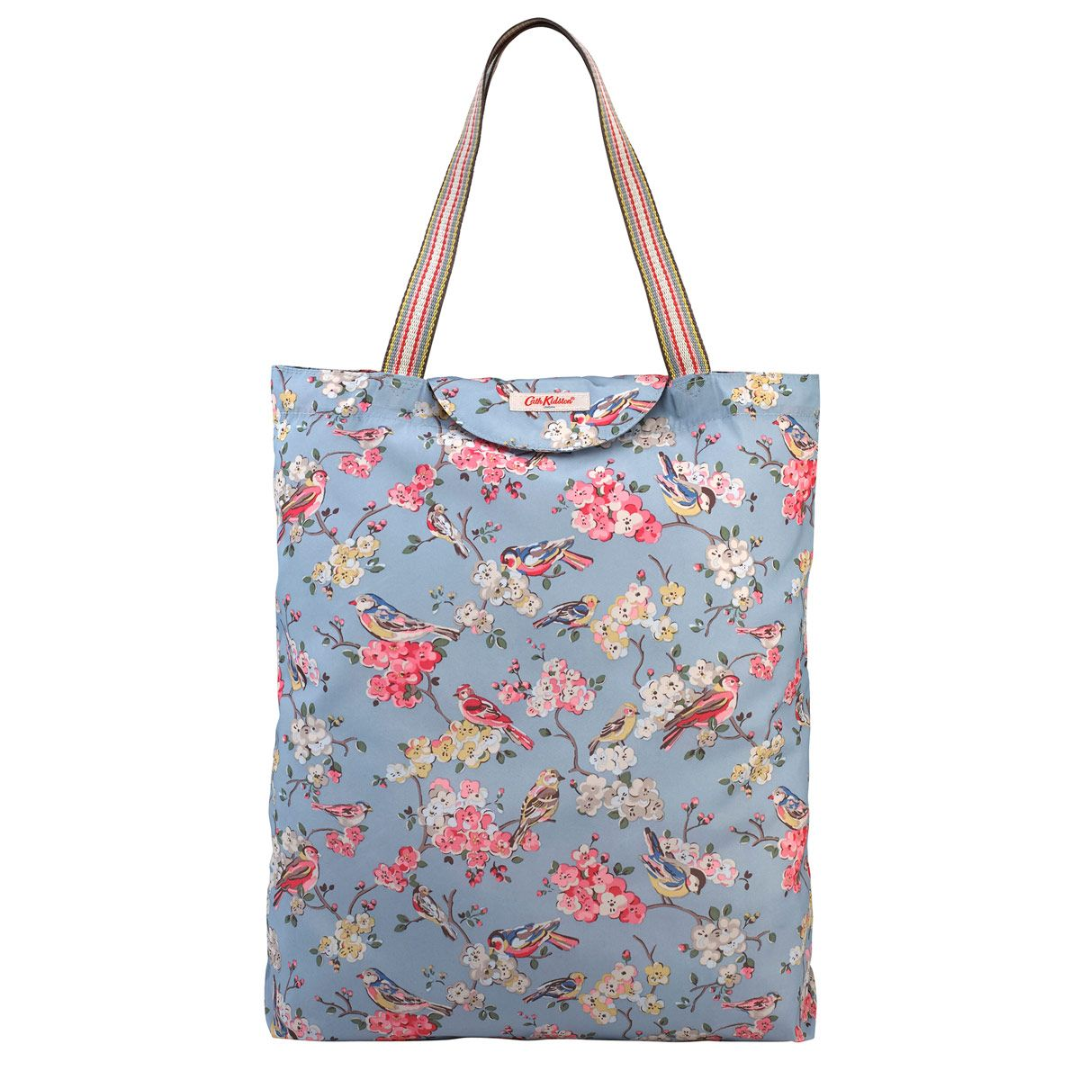 My Travel Packing List: Cath Kidston Foldaway Shopping Bag ...