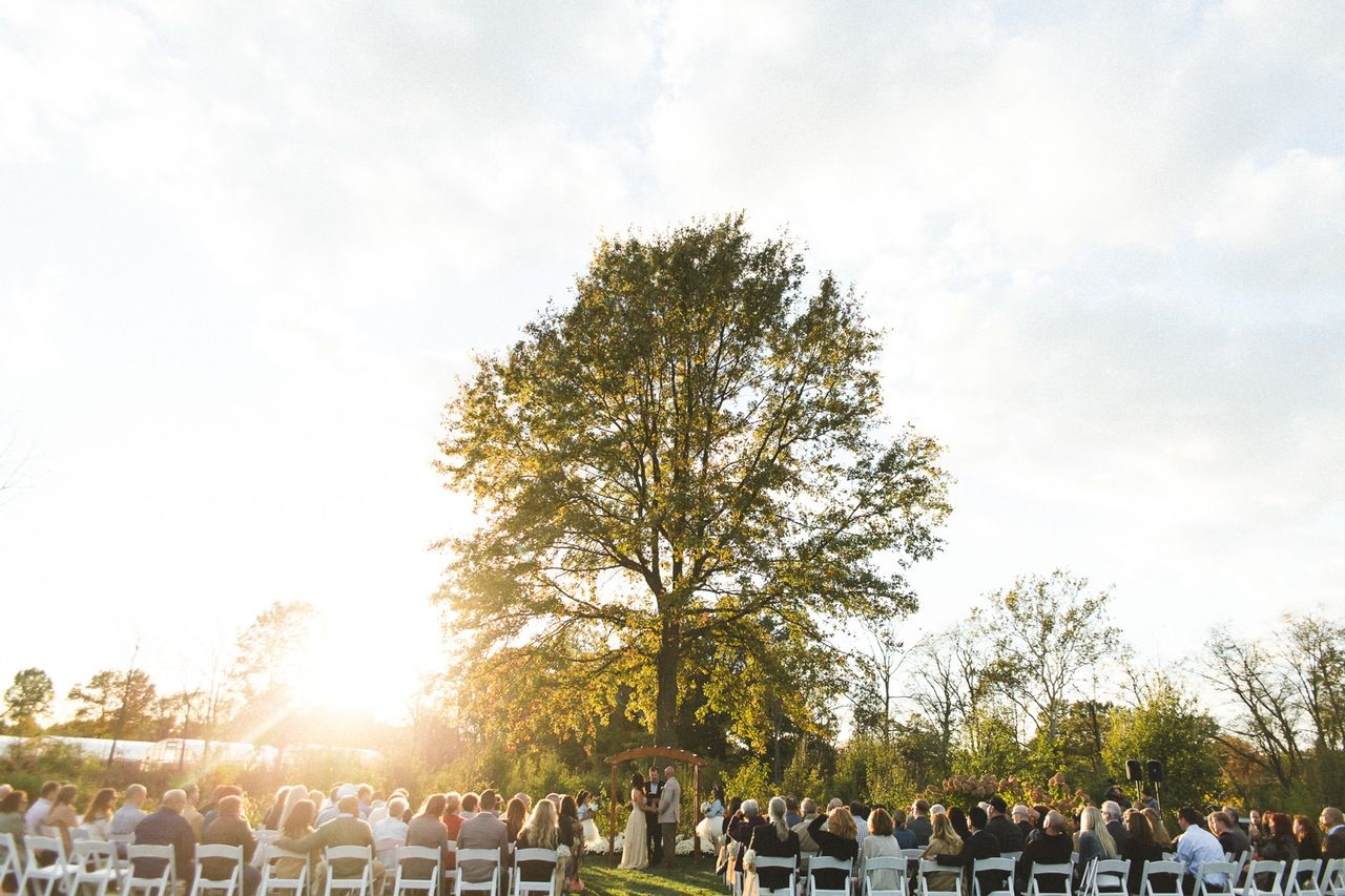 Fall country wedding, organic modern, classy country, outdoor ...
