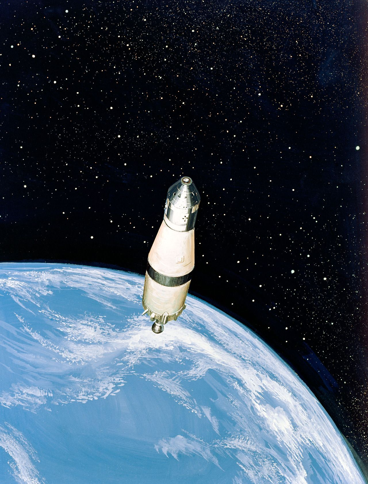 pre apollo space program - photo #47