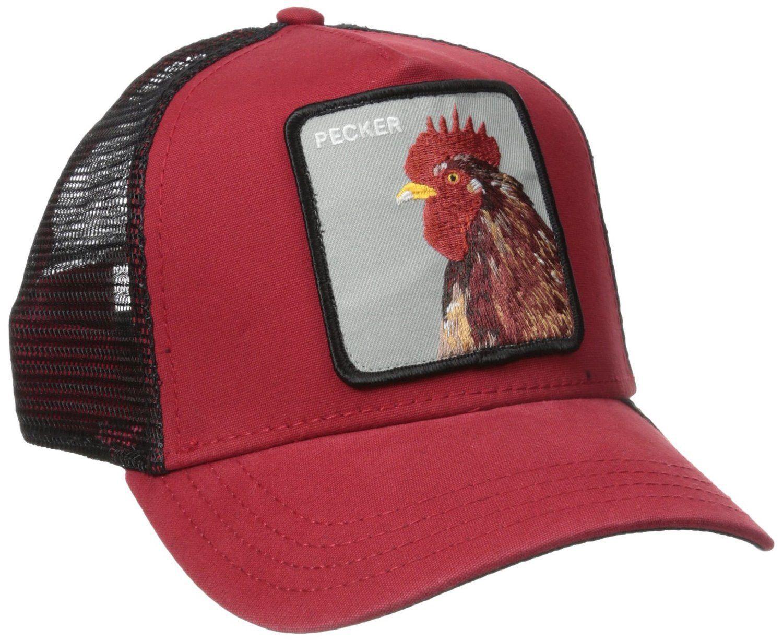 41993422 Goorin Brothers Plucker Trucker Hat in 2019   snapback hatz   Hats ...