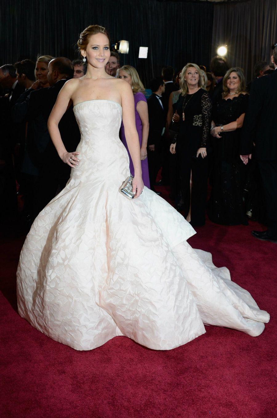 Vestidos de fiesta alta costura de Christian Dior | Christian dior ...