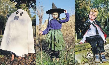 Three easy Halloween costumes for kids  sc 1 st  Pinterest & Three easy Halloween costumes for kids   Halloween costumes ...