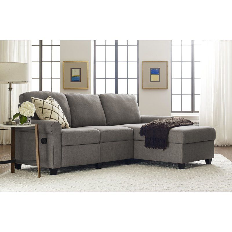 Copenhagen Reclining Sectional Is The All In One Sectional Sofa You