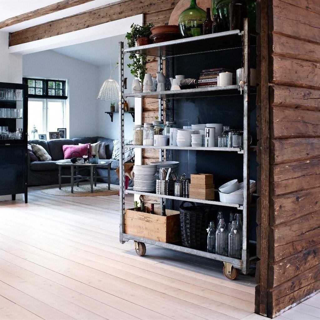 Open Shelving Unit Kitchen: IKEA Hyllis Shelving Unit For Kitch.
