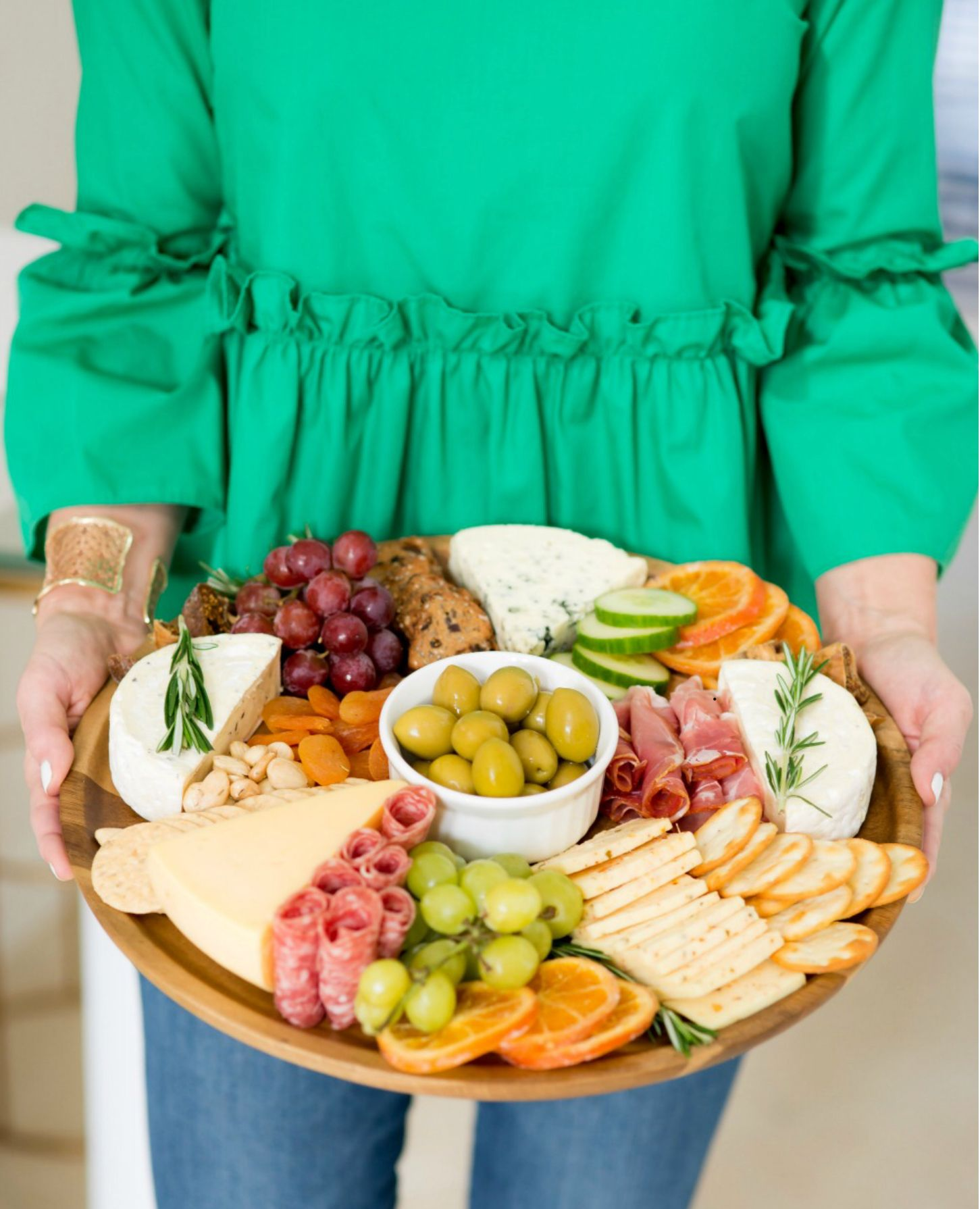 Cheese tray idea | Dinner party recipes, Appetizer recipes ...