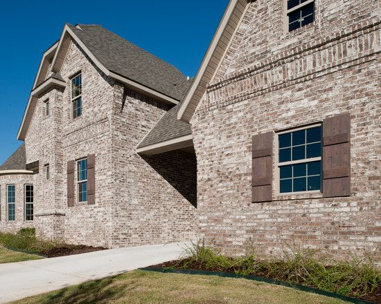 Captivating Acme Brick Outdoor Brick Wall Wooden Entry