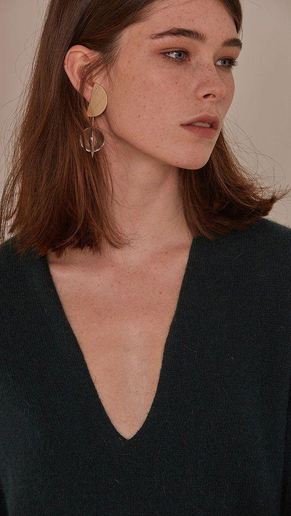 Ocular Earring