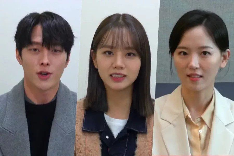 Watch: Hyeri, Jang Ki Yong, Kang Han Na, And More Attend Script Reading For Upcoming Fantasy Drama