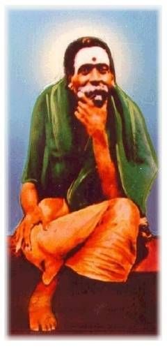 """Sri Seshadri Swamigal, well known as the """"Saint with a golden hand"""", is one of the greatest Indian saints who lived in Thiruvannaamalai. He is revered as a religious guru by many people throughout the world."""