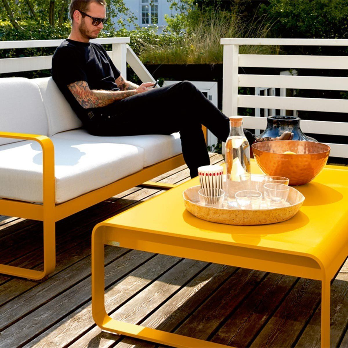 Bellevie Coffee Table In 2020 Outdoor Furniture Low Tables