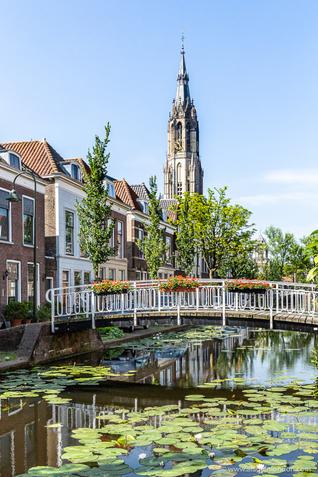Delft, Holland - A Quick Guide to Exploring the City
