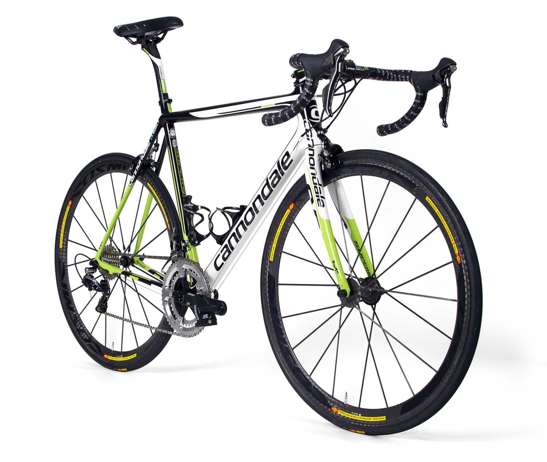 Team bikes: Cannondale Pro Team 2016