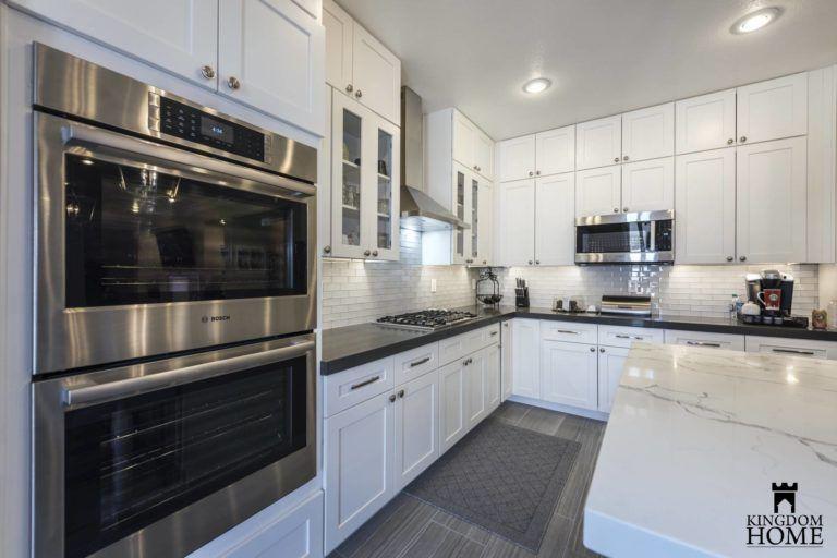 White Kitchen Kitchen Kitchen Remodel Kitchen Inspirations