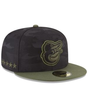 New Era Boys Baltimore Orioles Memorial Day 59fifty Fitted Cap