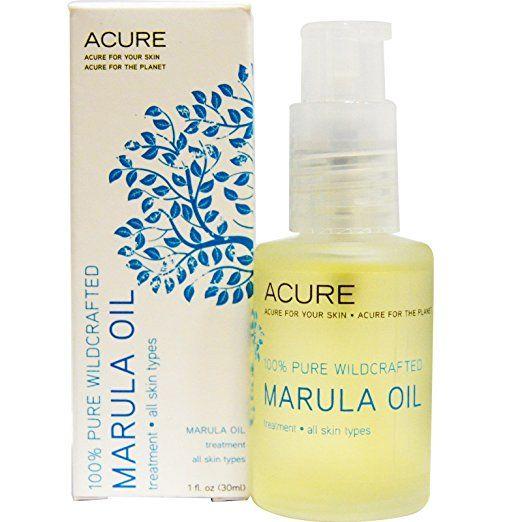 Acure Organics Marula Oil -- 1 Oz