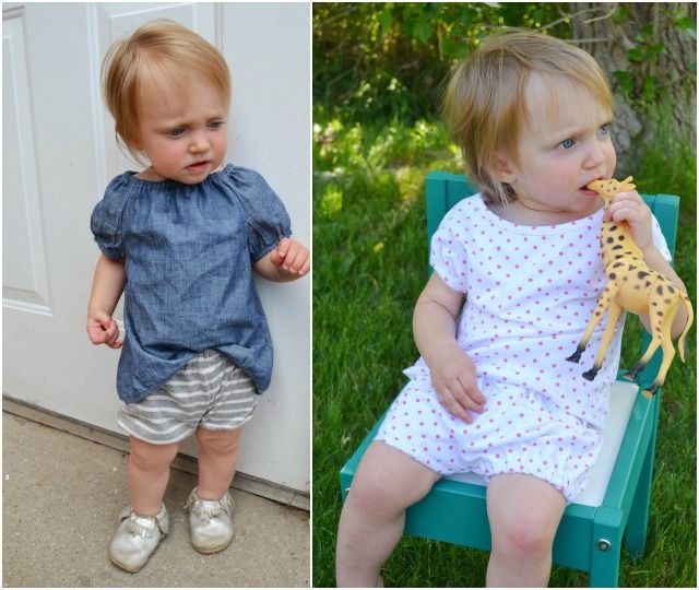 Upcycled Baby Shorts and Bloomers: FREE Pattern | Free pattern ...