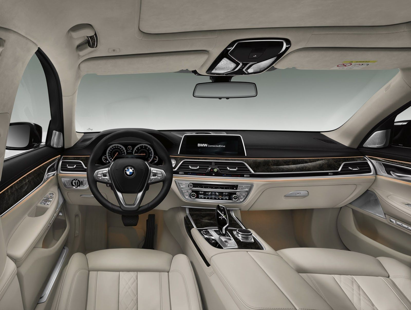 The All New 2016 Bmw 7 Series In 169 Photos And Full Details With