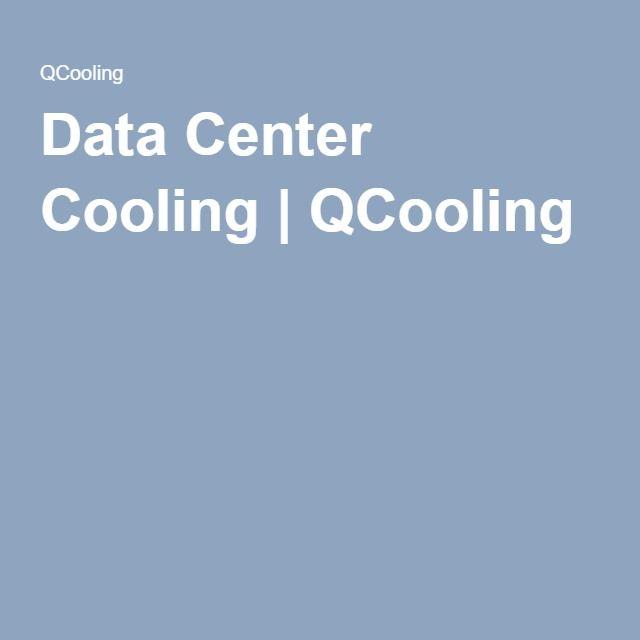 Data Center Cooling Data Center Data