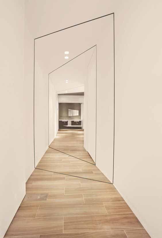 arredare il corridoio stretto e lungo e le migliori idee
