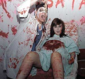 Community hall haunted house ideas | haunted house | Pinterest ...