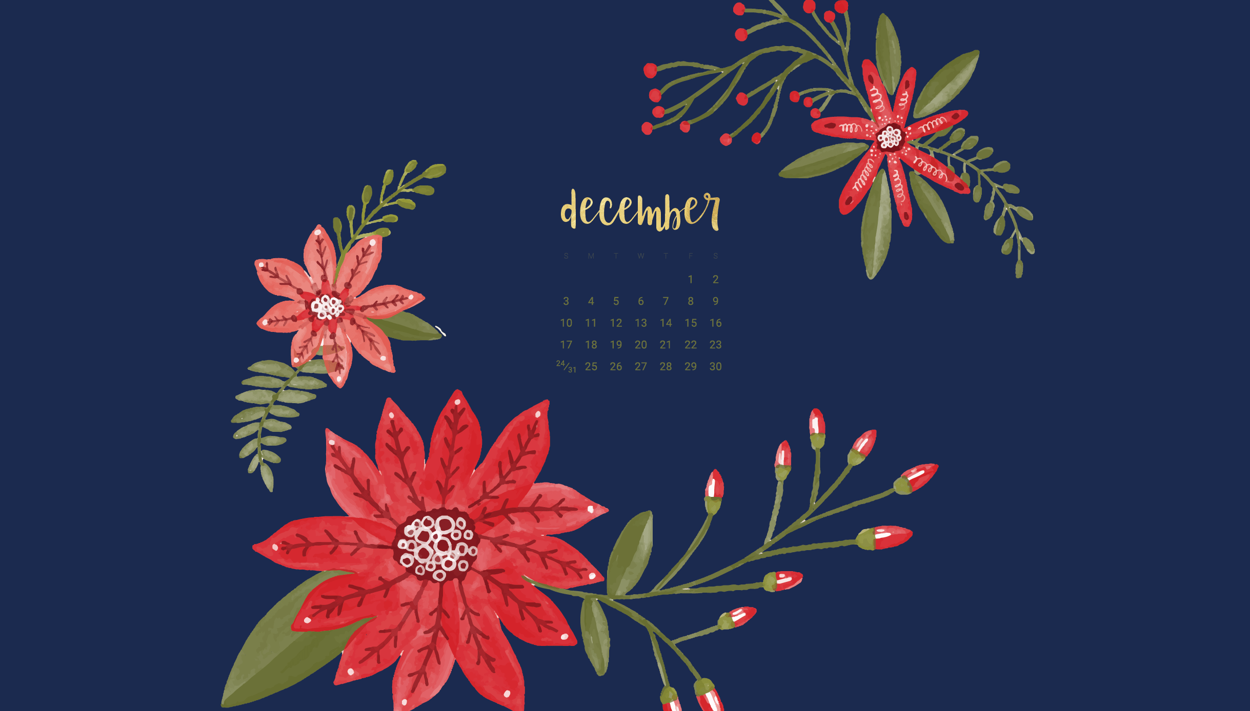 Oh So Lovely Blog Shares 6 Free December 2017 Desktop And Smart Phone Wallpapers In Both S Free Wallpaper Desktop Calendar Wallpaper Desktop Wallpaper Calendar