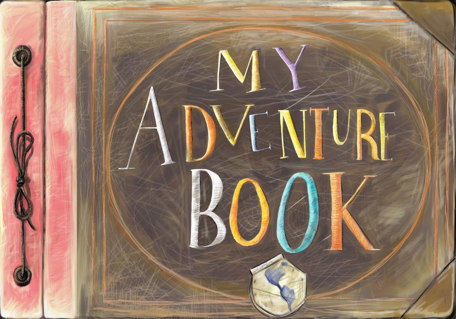do jeitinho da gi diy my adventure book filme up altas