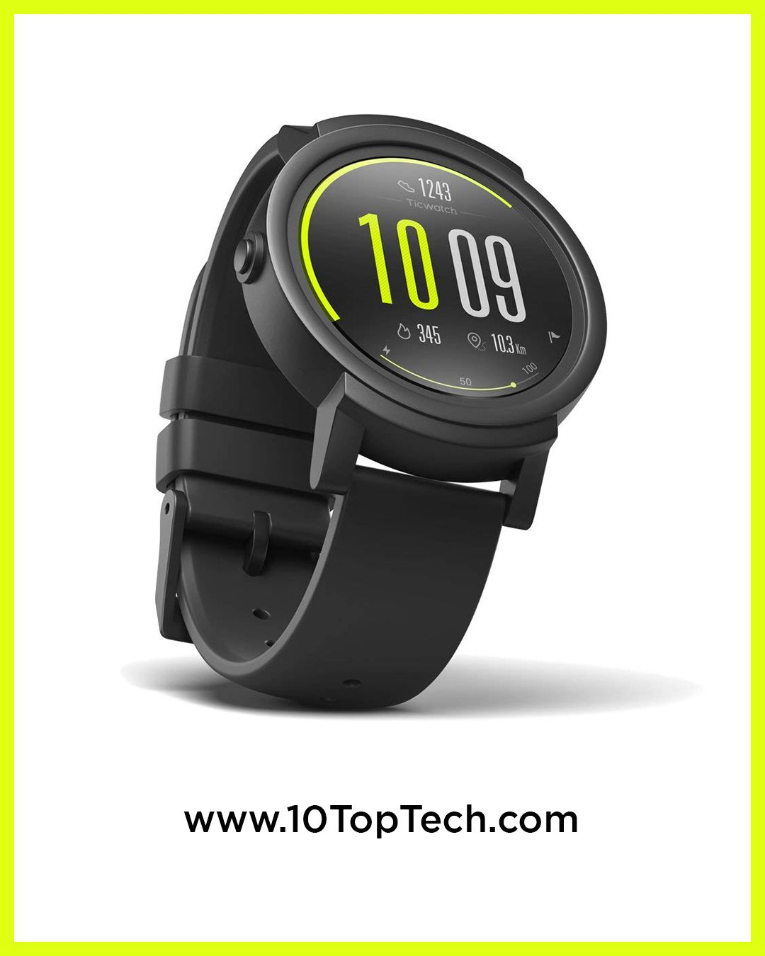 Ticwatch E Review Best smart watches, Smart watch