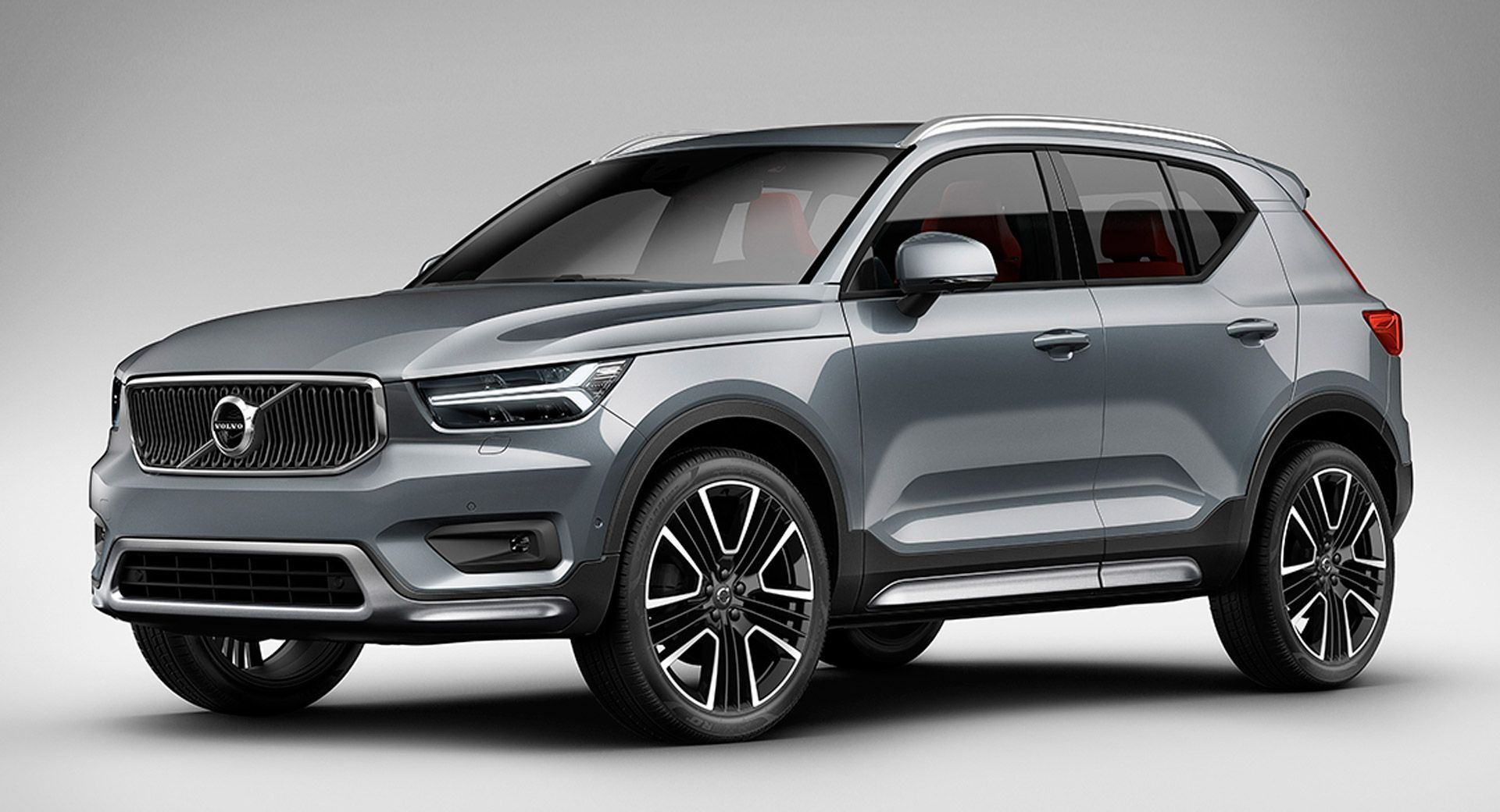 Volvo Xc40 Gets Sportier With New Exterior Styling Kit Carscoops Volvo Suv Volvo Suv