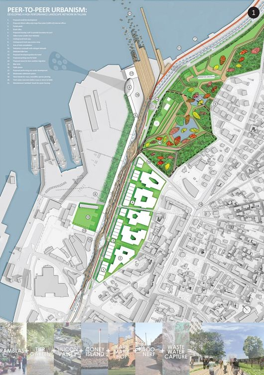 STREET 2020, Tallinn Vision Competition Winners | Site ...