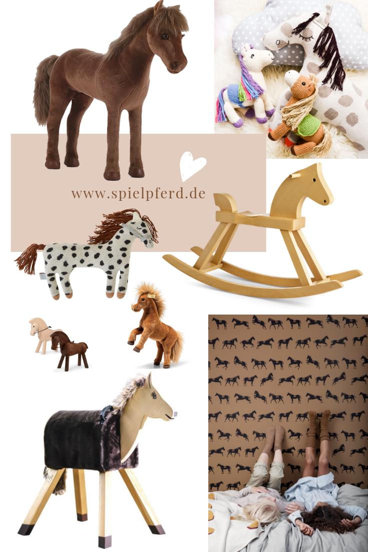 Kinder Spielzeug Pferde