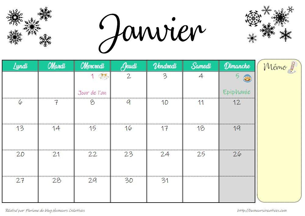 Calendrier 2020   | Calendrier mensuel à imprimer, Calendrier
