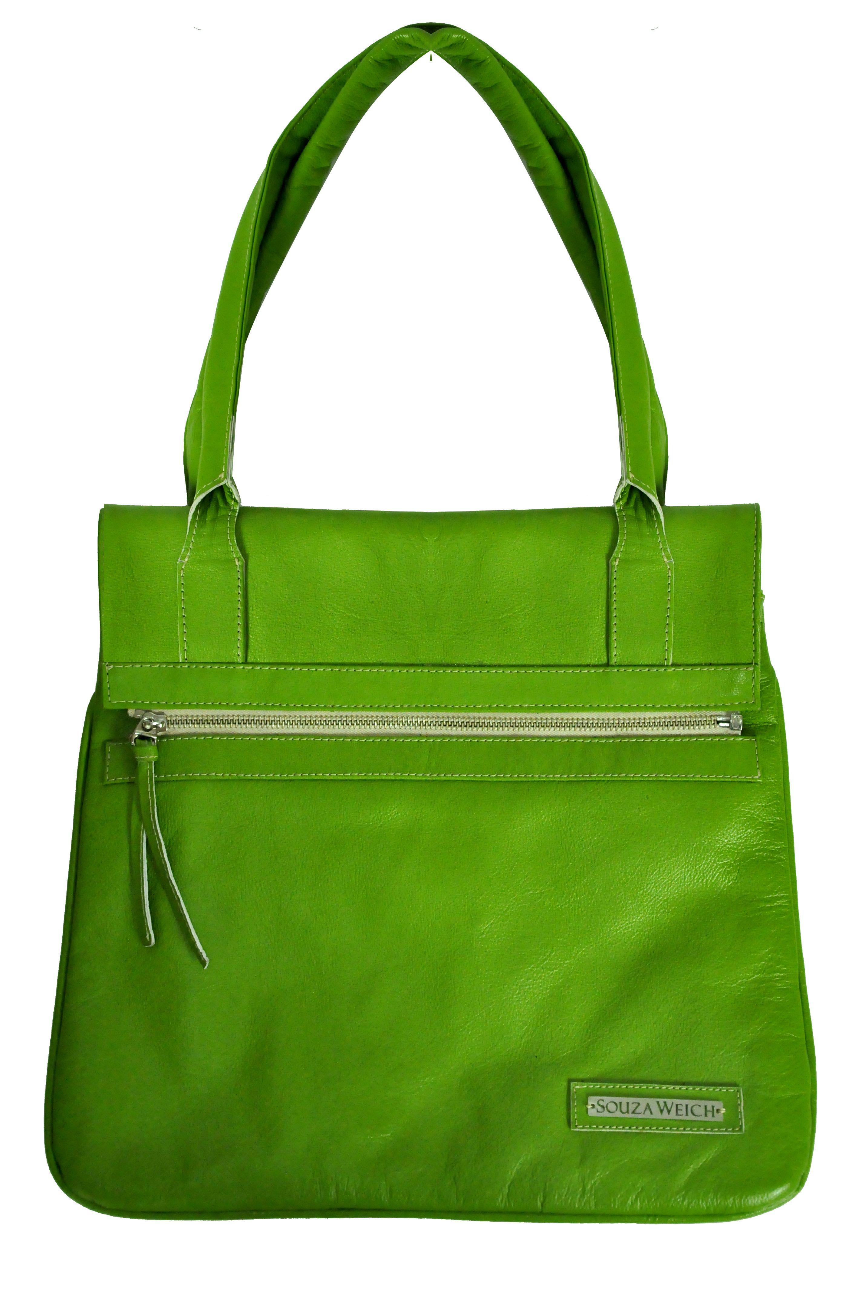 6c92182cf475 Bag · Flat Green