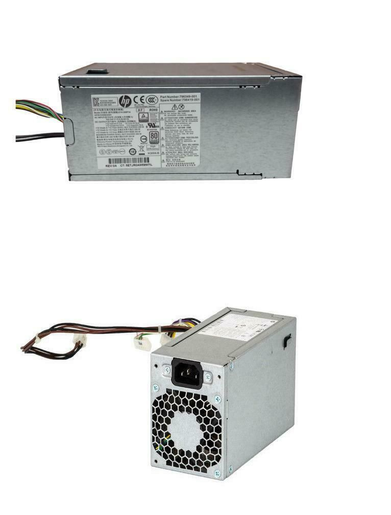 Server Power Supplies 56090 Oem 796349 001 Hp Elitedesk Prodesk 600 G2 200w 80 Platinum Power Supply Buy It Now Only 28 On Ebay Power Supply Power 200w