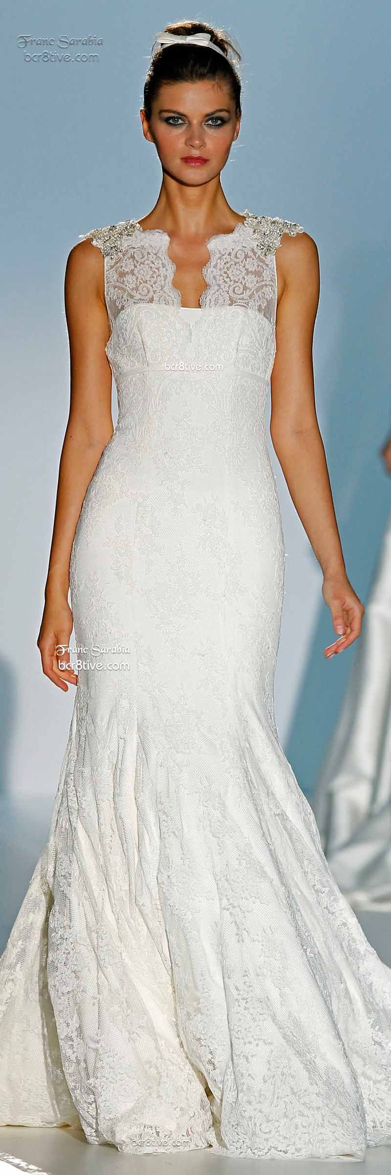 Barcelona Bridal Spring 2015 in 2020 dresses