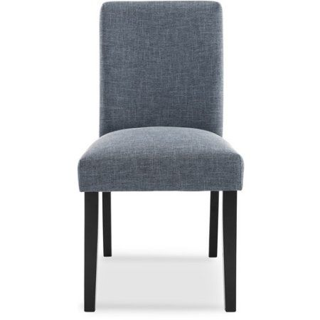 DHI Frankfurt Upholstered Parsons Dining Chair Image 2 Of 2