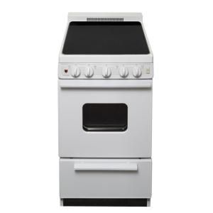 Premier 20 in  2 42 cu  ft  Freestanding Smooth Top Electric