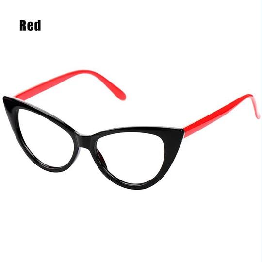 SOOLALA Reading Glasses Women Cat Eye Glasses Full Frame Eyeglasses +0.5 0.75 1.0 1.25 1.5 1.75 2.0 2.5 2.75 3.0 3.5 4.0 4.5 5.0