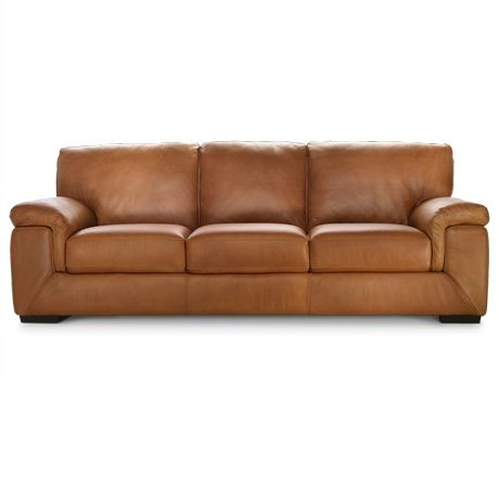 Grand Lodge 3 Seat Sofa Category 30 Ms Caramel