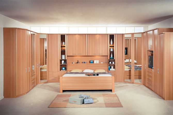 Billig überbau schlafzimmer komplett Überbau