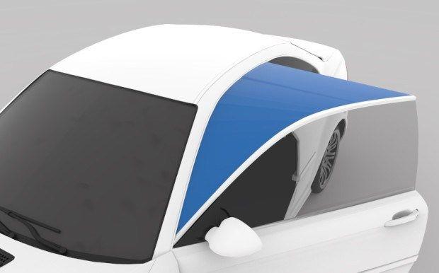 こんなの待ってた 車のドア開閉時でも雨に濡れなくなる Rain Smart 車 傘 収納 車 便利 車のインテリアデザイン