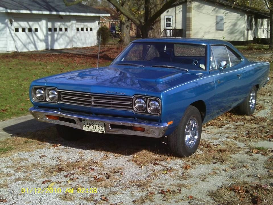 69 Plymouth Great car till it hit a hit a post ... | Lightning\'s ...