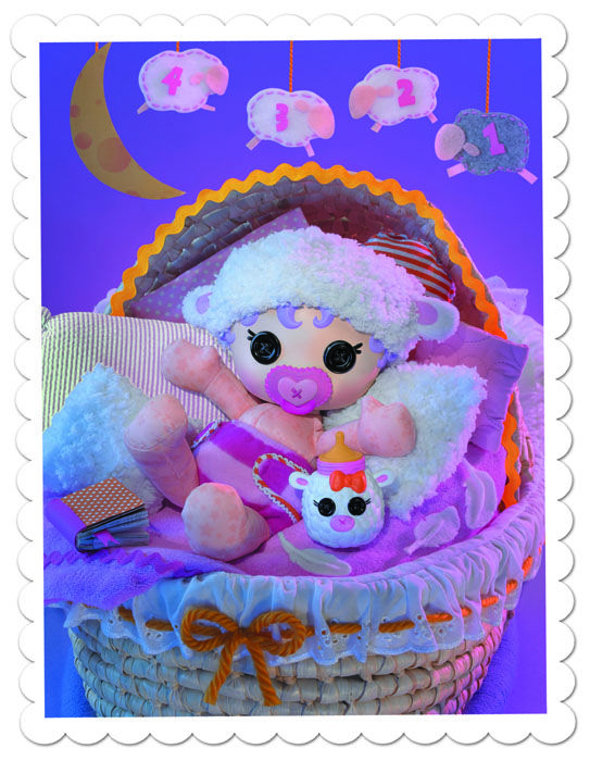 Lalaloopsy Babies -- Pillow Featherbed! | Holiday Shopping List ...