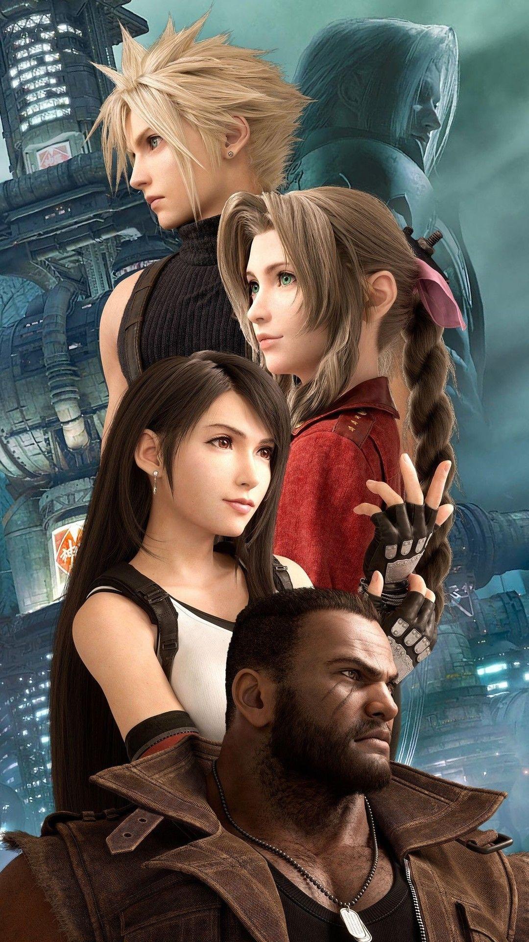 FFVII Remake Final fantasy cloud