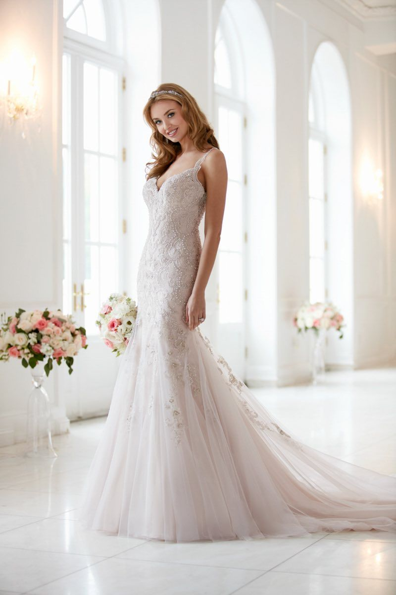 Stella york wedding dress inspiration stella york dress ideas and