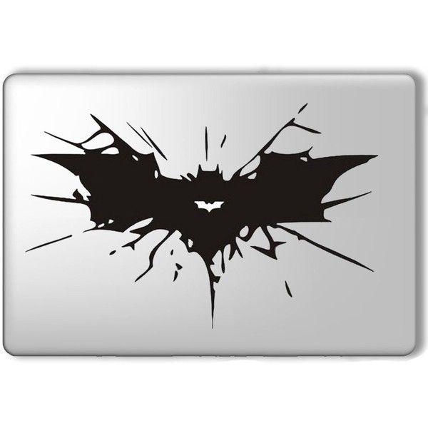 Decal Vinyl Truck Car Sticker DC Comics Batman Glass Breaking Logo