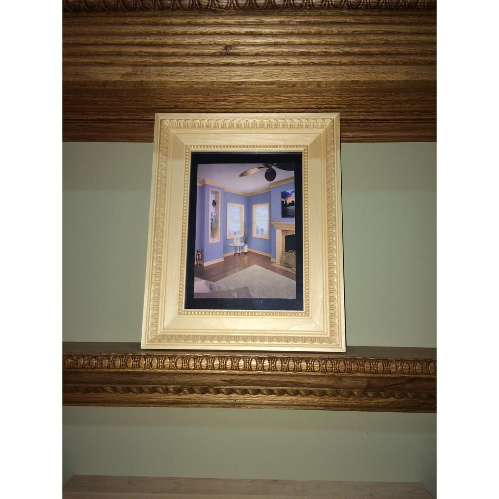 House Of Fara 1 In X 1 7 8 In X 96 In Hardwood Emboss Picture
